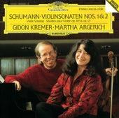 Schumann: Violin Sonatas Nos.1 & 2 by Gidon Kremer