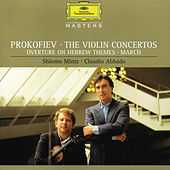 Prokofiev: Violin Concertos No.1 op.19 & No.2 op.63 by Various Artists