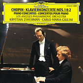 Chopin: Piano Concerto nos. 1 & 2 by Krystian Zimerman