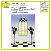 Dvorák / Elgar: Cello Concertos by Pierre Fournier