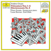 Chopin: Polonaises Nos. 1-6; Piano Sonata No. 3 by Various Artists