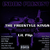 Freestyle Kings Volume II by Lil' Flip