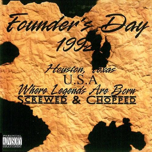 Founder's Day 1992 by DJ Screw