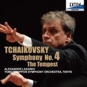 Tchaikovsky: Symphony No. 4 & The Tempest by Tokyo Yomiuri Nippon Symphony Orchestra