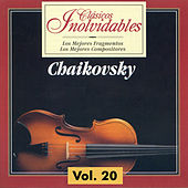 Clásicos Inolvidables Vol. 20, Chaikovsky by Various Artists