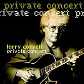 Private Concert by Larry Coryell