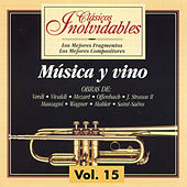 Clásicos Inolvidables Vol. 15, Música y Vino by Various Artists