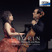 Chopin Works for Violoncello and Piano by Kyoko takemoto