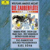 Mozart: Die Zauberflote K620 - Highlights by Various Artists