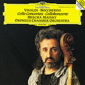Vivaldi / Boccherini: Cello Concertos by Mischa Maisky
