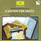 Bach, J.S.: Suites for Lute by Göran Söllscher