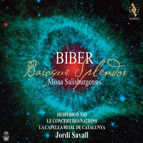 Biber: Baroque Splendor by Jordi Savall
