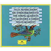 Mendelssohn: The String Quartets by Melos Quartet