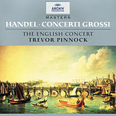 Handel: Concerto Grossi by Various Artists