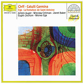 Orff: Catulli Carmina / Egk: La Tentation de Saint Antoine by Various Artists