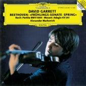 Beethoven: Violin Sonata No.5; Bach: Partita No.2; Mozart: Adagio by David Garrett