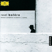 Ravel: Boléro by Boston Symphony Orchestra