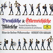 Prussian & Austrian Marches by Various Artists