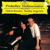 Prokofiev: Violin Sonatas by Gidon Kremer