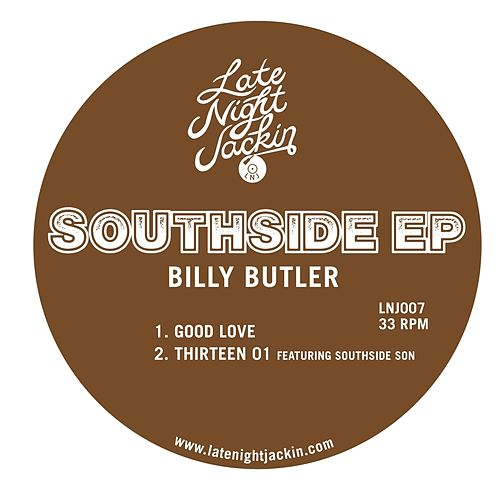 Southside EP by Billy Butler