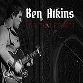 Live Trio 2005 - EP by Ben Atkins
