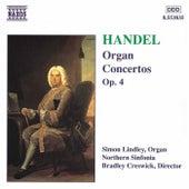 Organ Concertos, Op. 4 by George Frideric Handel