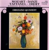 Mozart, Danzi, Taffanel & Ibert: Wind Quintets by Orsolino Quintett