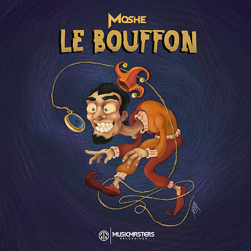 Le Bouffon by Moshe