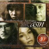 Ang Bayan Kong Sinilangan: Paglalakbay Sa Mga Awitin ng Asin: 40th Anniversary Collection by Asin