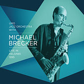 Live in Helsinki 1995 von Michael Brecker
