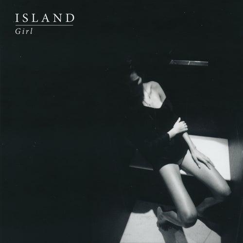 Girl by Island