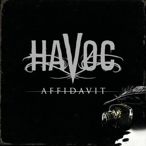 Affidavit by Havoc