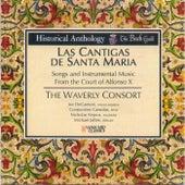 Cantigas de Santa Maria by Waverly Consort