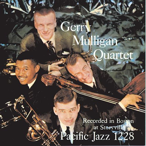 At Storyville by Gerry Mulligan