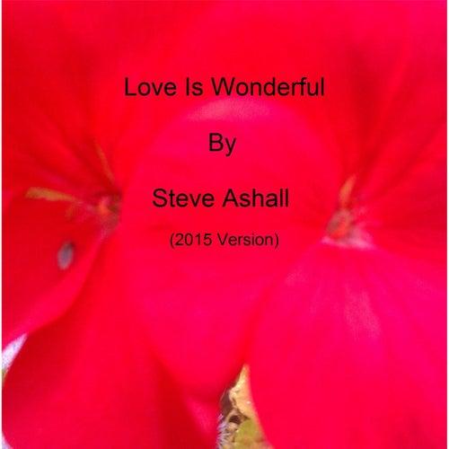 Love Is Wonderful by Steve Ashall
