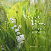 Intimate Voices - Sibelius String Quartets by Flinders Quartet