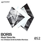 Music Takes Me by Boris