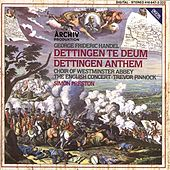 Handel: Dettingen Te Deum; Dettingen Anthem by Various Artists