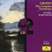 Chopin: The Complete Nocturnes by Daniel Barenboim