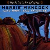 Late Night Jazz Favorites by Herbie Hancock