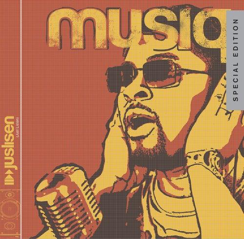 Juslisen by Musiq Soulchild