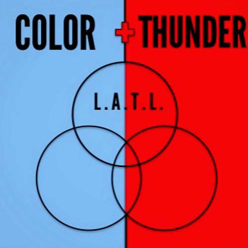 L . A . T . L . by Color