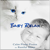 Baby Relax - Calm Piano Pieces for Restful Sleep, Fall Asleep and Sleep Through the Night, Relaxing Sounds, Baby Lullabies, Cradle Song, Soothing Background Music by Baby Sleep Sleep