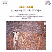 Symphony No. 4 in G Major by Gustav Mahler