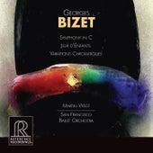 Bizet: Symphony in C Major, WD 33, Jeux d'enfants, WD 56 & Variations chromatiques, WD 54 by Various Artists