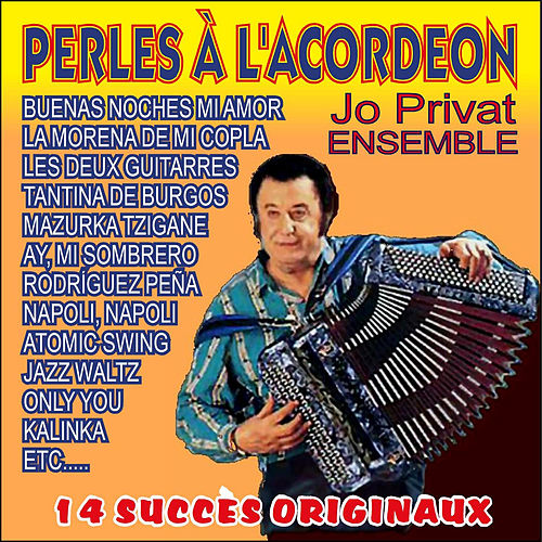 Perles a L'acordeon by Jo Privat