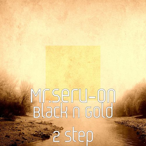 Black n Gold 2 Step by Mr. Serv-On
