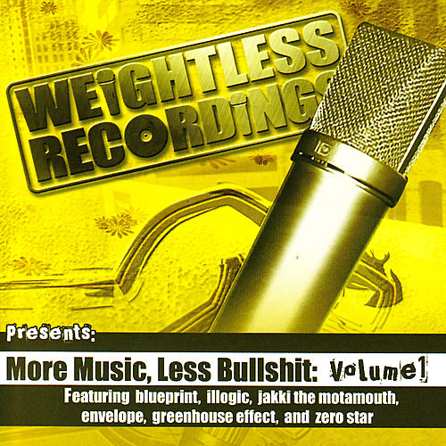 More Music, Less Bullshit : Volume 1 by Various Artists