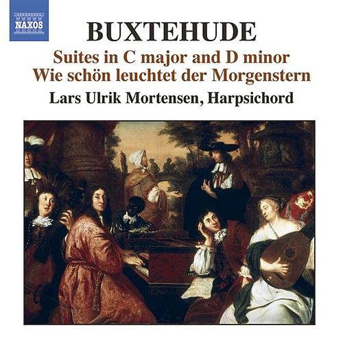 BUXTEHUDE: Harpsichord Music, Vol.  1 by Lars Ulrik Mortensen
