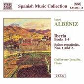 Iberia / Suites españolas by Isaac Albeniz